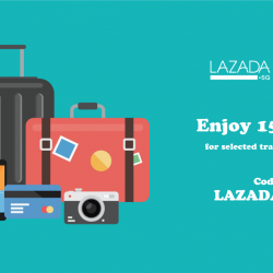 Lazada: 15% off selected travel activities on KKday!