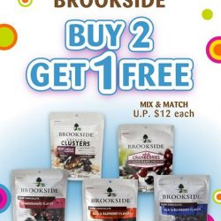 Candylicious: Buy 2 Get 1 Free deal for Hershey's Nuggets and Brookside Chocolates!