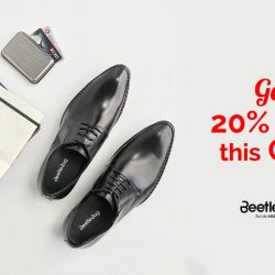 Lazada: 20% OFF full range of Beetlebug shoes for the month of June