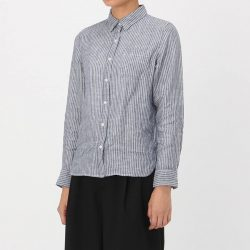 MUJI : Men's & Ladies' Linen now at less 20% from now till 22 June!