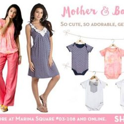 Maternity Exchange: GSS promotion 15% OFF purchase of maternity and nursing clothing items