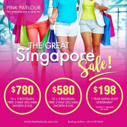 Pink Parlour: Great Singapore Sale Deals