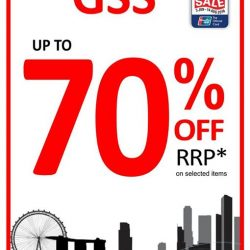 Sportslink: Great Singapore Sale Up to 70% OFF
