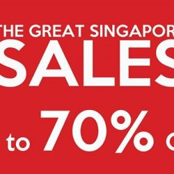 Universal Traveller: Great Singapore Sale Up to 70% OFF