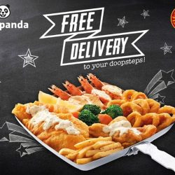 The Manhattan FISH MARKET: FREE DELIVERY on Foodpanda