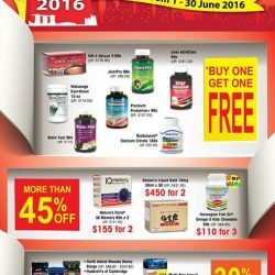 Nature's Farm: Great Singapore Sale 2016 Specials
