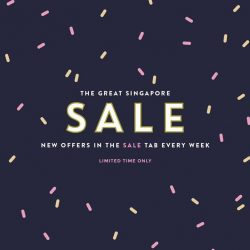 The Paper Bunny: Great Singapore Sale - Receive a $50 Love, Bonito voucher when you spend $70