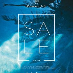 Massimo Dutti: Spring Summer sale now up to 50% off!
