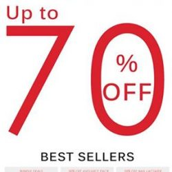 O.P.I: GSS Promotion Up to 70% OFF