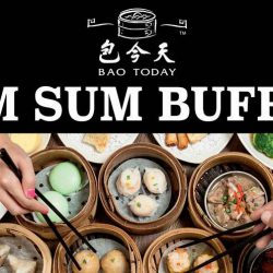 Bao Today @ Hotel Rendezvous: Dim Sum buffet is back by popular demand from $16.80!