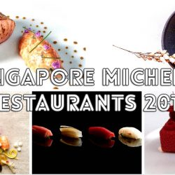 The Michelin Guide Singapore 2016 - List of Winners