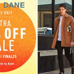 East Dane: Coupon Code for Extra 25% OFF Sale Styles
