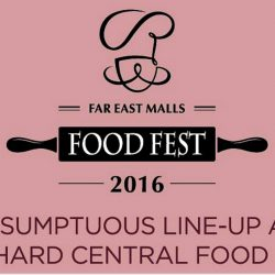 Orchard Central: Food Fest 2016