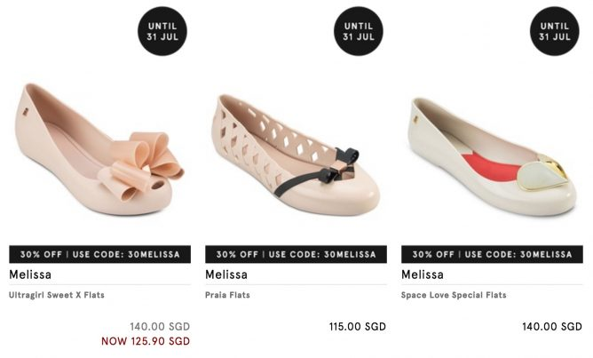 Zalora: Coupon Code for Extra 30% OFF