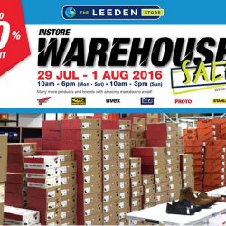 The Leeden Store: Warehouse Sale Up to 80% OFF Red Wing Shoes & more!