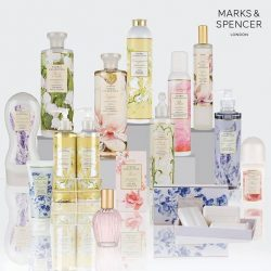 Marks & Spencer: Enjoy 50% OFF the second item purchased from Floral Collection Range