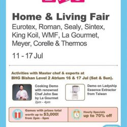 BHG: More Deals at Home & Living Fair