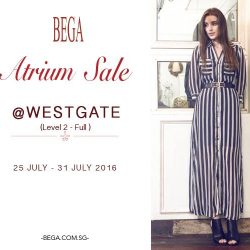 BEGA: Atrium Sale at Westgate Up to 70% off