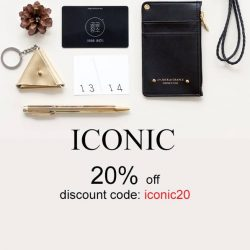 ILUVO: 20% off all items from ICONIC