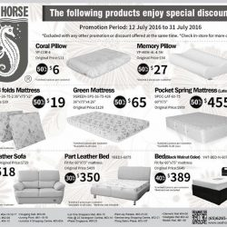 Sea Horse: Mattresses and Pillows on Sale