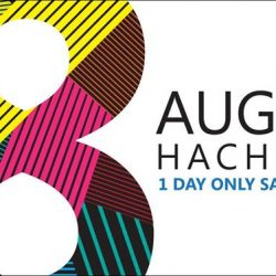 Challenger: Hachi Day Sale from $8