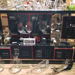 Riedel: 260 Years Anniversary with popular items up to 50% off at Tangs