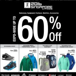 Running Lab: On Singapore City Race Expo Sale Up to 60% OFF Sports & Outdoor Products