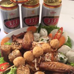 Madam Saigon: Special 1 for 1 Vietnamese Beer promotion at only $10