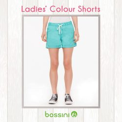Bossini: Ladies Easy Shorts @ Buy 1 Get 1 Free