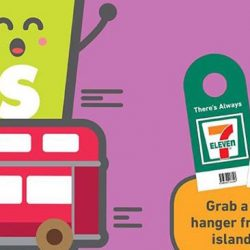 7-Eleven: Free Large Slurpee Coupons on Buses