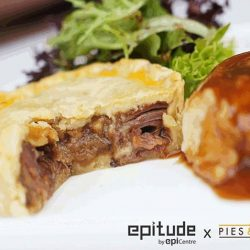EpiCentre: Epitude members enjoy up to 50% off their purchase at Pies & Coffee!