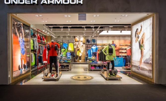 Singapore Expo: Under Armour Friends and Families Sales