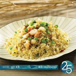 Crystal Jade Kitchen: Enjoy 25% off new dishes till end of September