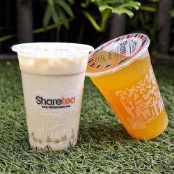 Sharetea 歇脚亭: $1 promotion at Jurong Point on 24 July