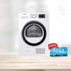 Samsung: National Day Promotion for Washers, Refrigerators and Microwave Ovens