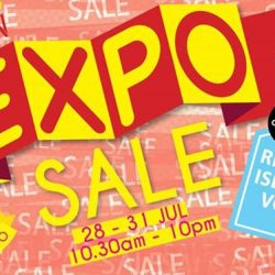 Isetan: Expo Sale and Japan Food Fair