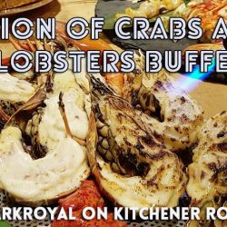 Parkroyal on Kitchener Road: Union of Crabs and Lobsters Buffet at S$118++ for 2 Adults