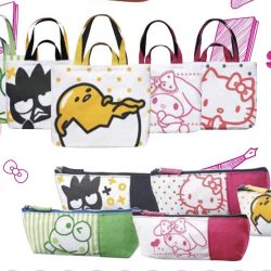 Cheers / FairPrice Xpress: Exclusive Sanrio Merchandise