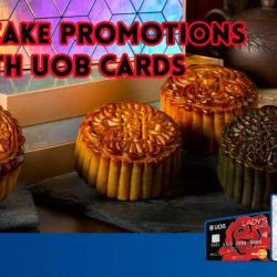 UOB Cards: Mooncake Promotions 2016