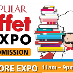 POPULAR: Buffet @EXPO - Books from $2 each, 15 Books for $30 & More