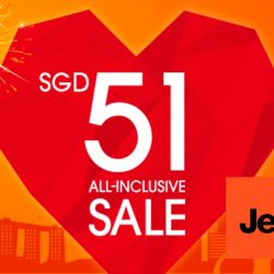 Jetstar: National Day Promo Fares from SGD 51 all-in to Taipei, Hong Kong and more