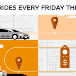 Uber: $5 POOL Rides Every Friday This August