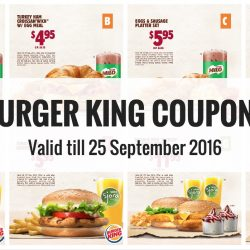Burger King: Save up to $9.65 with Coupon Deals!