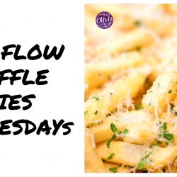 Olivia & Co: FREE Flow Truffle Fries on Tuesdays with any Order of Mains