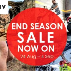 LIV ACTIV: End Season Sale with 20% OFF Storewide on Regular-Priced Items, Up to 50% OFF Past Season Merchandise & More