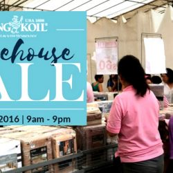 King Koil: Warehouse Sale 2016 + Preview for Citibank Credit Cardmembers on 1 September