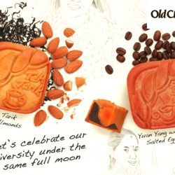Old Chang Kee: Launch of 4 Uniquely Singaporean Mooncakes - Teh Tarik, MILO, Yuan Yang and Kopi!