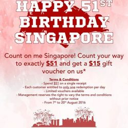 Four Seasons Organic Market: Spend exactly $51 and get a $15 gift voucher