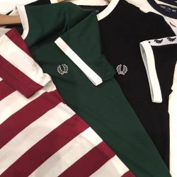 Fred Perry: Last weekend to enjoy 15% off with every purchase of 2 items and 20% off for 3 items and above