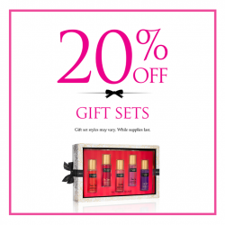 Victoria's Secret: Enjoy 20% OFF VS Fantasies Gift Sets